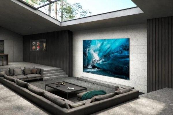 Samsung predstavlja futuristički novi televizor