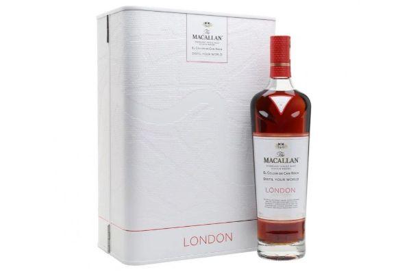 Macallan predstavlja svoju odu Londonu