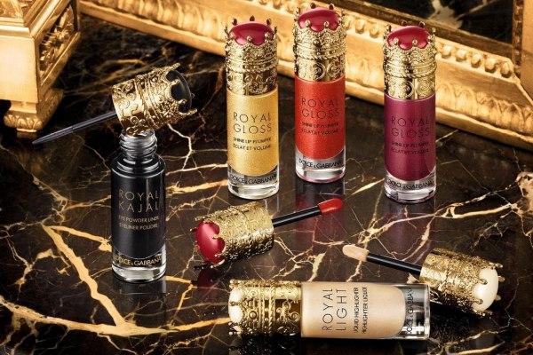 Kraljevska lepota nove Dolce & Gabbana Beauty kolekcije