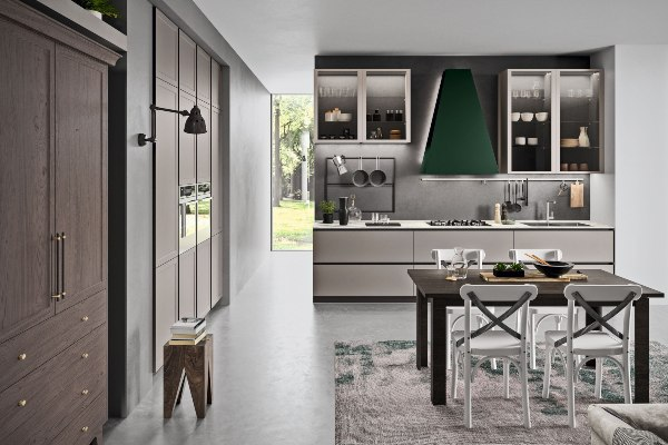 Besprekorna kuhinja kao spoj tradicionalnog i savremenog stila