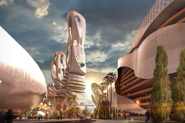 Akon gradi futuristički grad u svojoj domovini