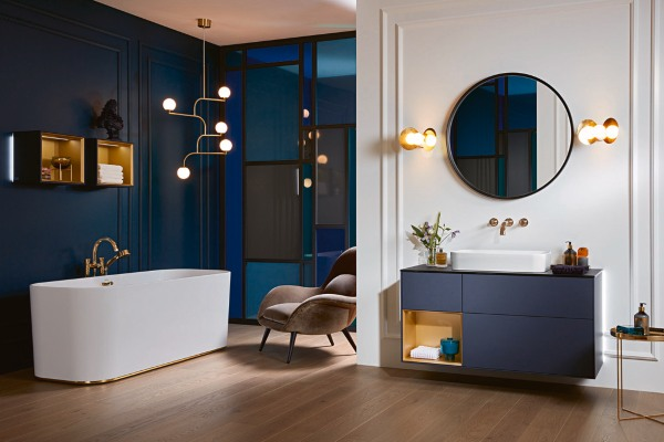 Otkrivamo nove trendove u dizajnu kupatila za 2021.godinu