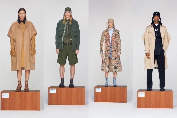 Rikardo Tiši predstavlja Burberry kolekciju pre-fall 2020 inspirisanu putovanjima