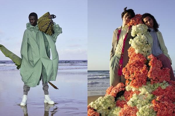 Louis Vuitton proleće/leto 2020 kampanja: maštovita cvetna fantazija