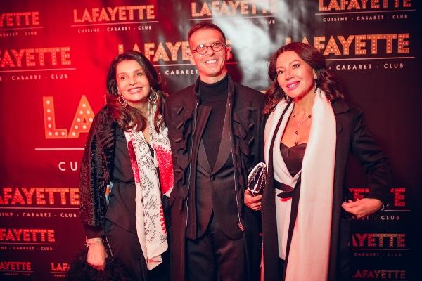 New Year's célébration 2020 -  Lafayette Cuisine Cabaret Club - Danse Avec Moi