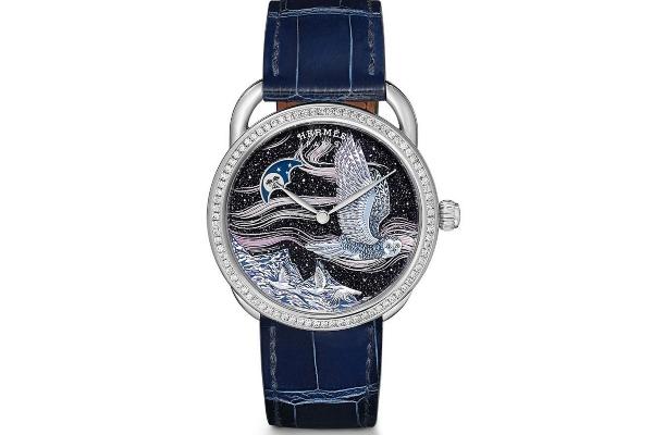Najpoznatiji Hermes časovnik inspirisan divljinom