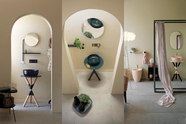 Scarabeo Cross - savršena kolekcija za sofisticirana kupatila