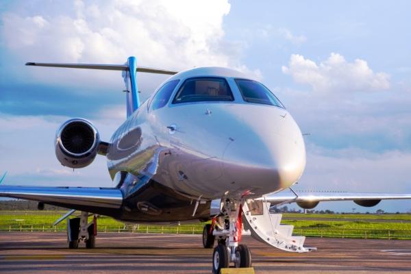 Embraer predstavlja svoj novi business avion
