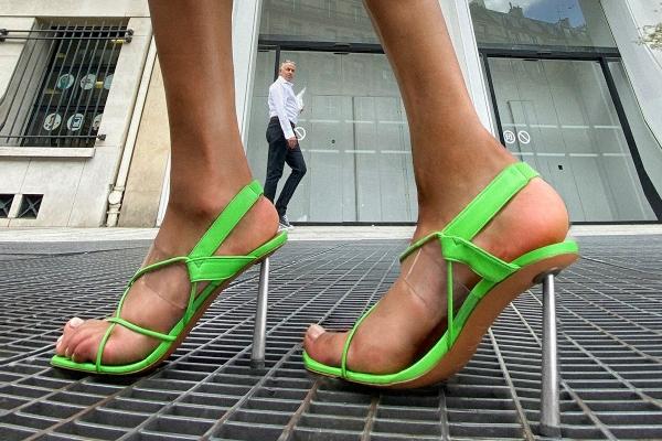 Amina Muaddi x Fenty kolekcija obuće
