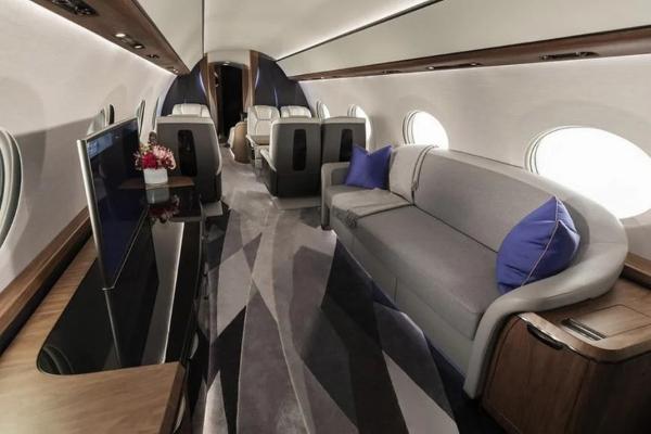 Gulfstream G700 - najskuplji biznis džet na svetu