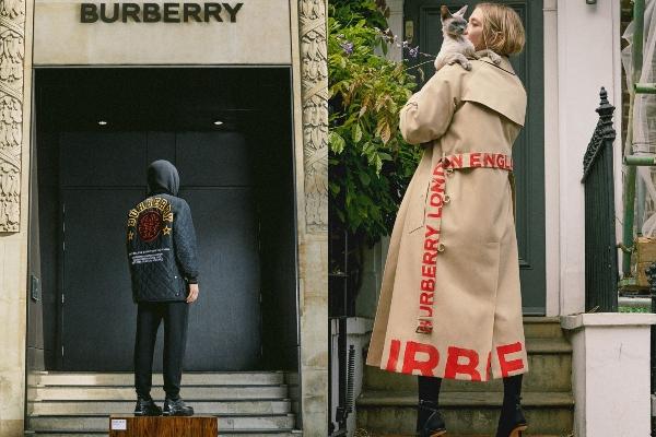 Burberry predstavlja nesvakidašnji lookbook