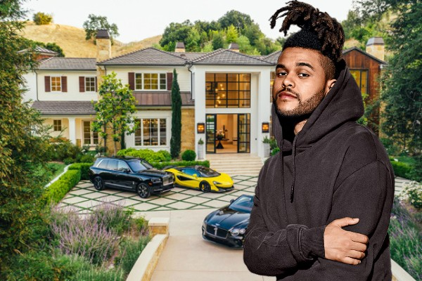 The Weeknd prodaje svoju luksuznu vilu