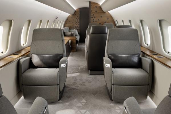 Bombardier Global 5500 biznis džet - pionir u svetu privatne avijacije