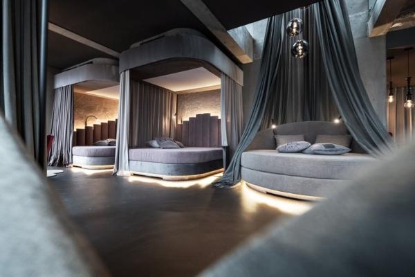 Zadivljujući spa centar u austrijskim Alpima