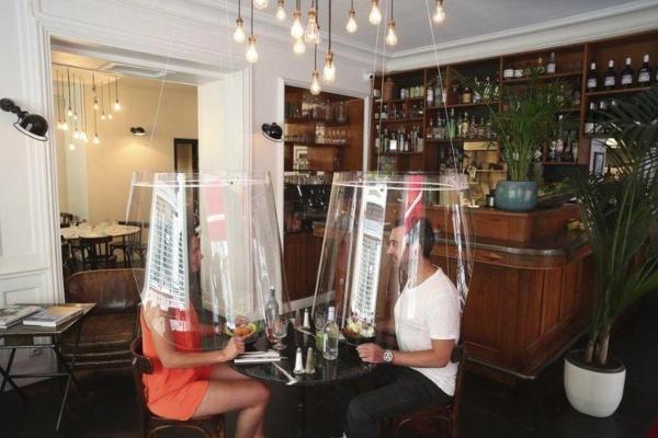 Da li je ovo budućnost restorana u periodu korona virusa?