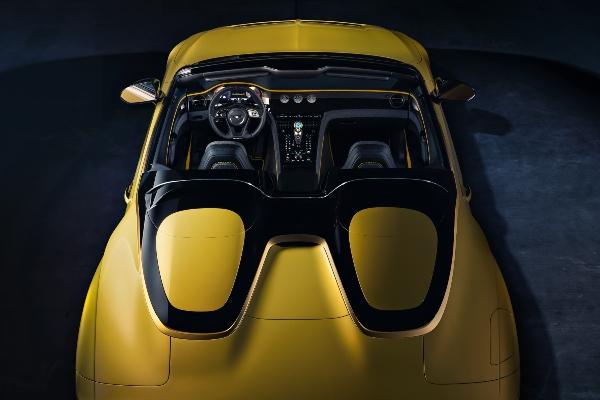 Kako izgleda novi Bentley BACALAR