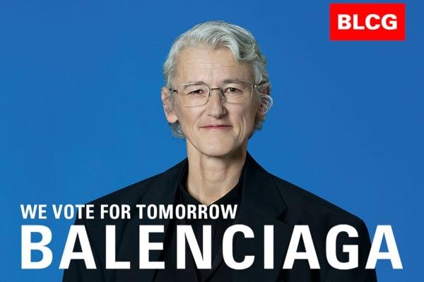 Moćna Balenciaga proleće/leto 2020 kampanja