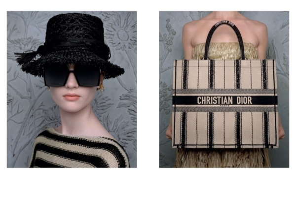 Proleće/leto 2020 kampanja brenda Dior