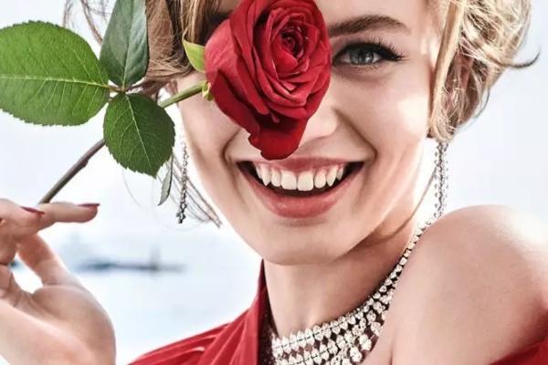 Glamurozna Love Chopard kampanja