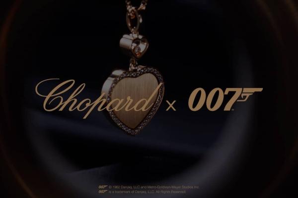 Chopard Happy Hearts kolekcija u čast Bond devojaka
