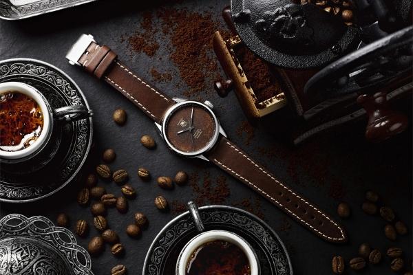 TAG Heuer Carrera Calibre 5 sa brojčanikom od kafe