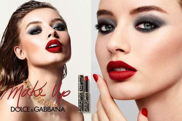 Dolce & Gabbana predstavljaju savršeni crveni karmin