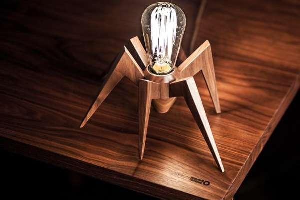 Spyder - lampa koja unosi šarm u svaki ambijent