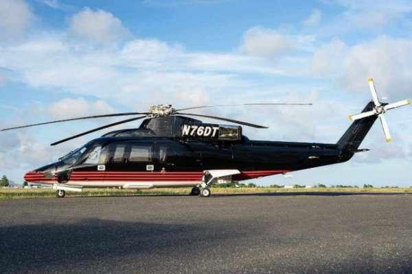 Na prodaju helikopter Donalda Trampa