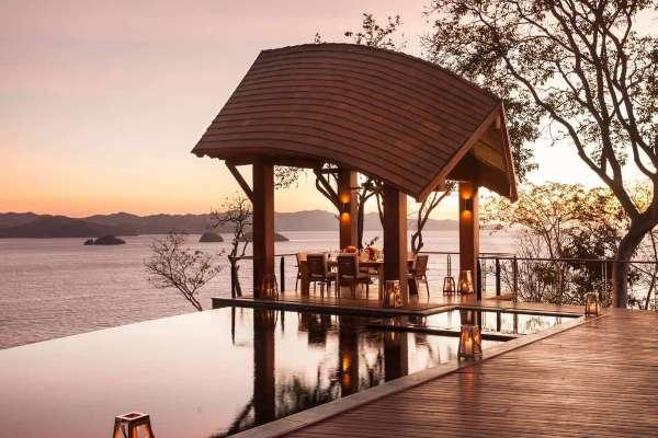 Posetite Four Seasons Costa Rica resort