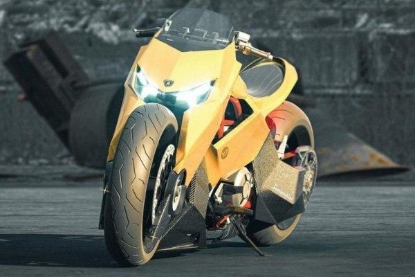 Lamborghini koncept motora koji obara sa nogu