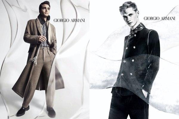 Vanvremenski duh nove Giorgio Armani kampanje