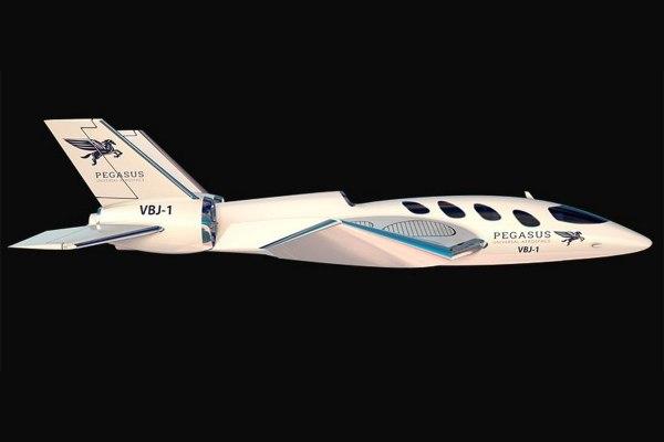 Pegasus Business Jet - privatni avion o kom maštamo