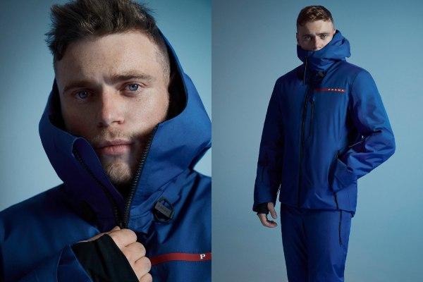 Sportska elegancija u novoj Prada Linea Rossa kampanji