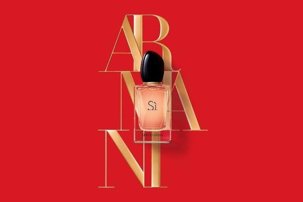 Giorgio Armani Si parfem u novoj reklamnoj kampanji