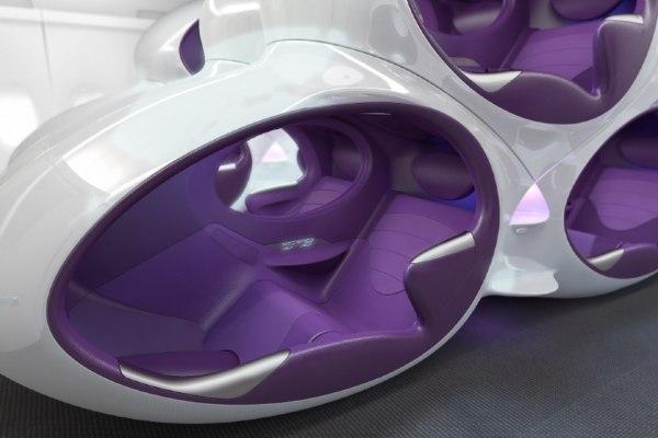 Da li će ovako izgledati budućnost avio-putovanja?