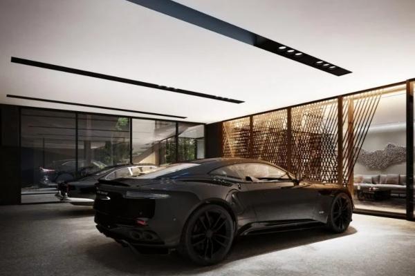 Veličanstvena vila sa Aston Martin potpisom