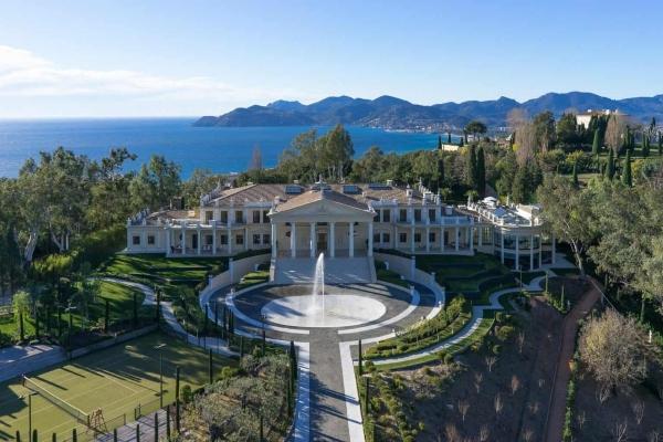 Ultimativna vila za milijardere sa pogledom na Mediteran