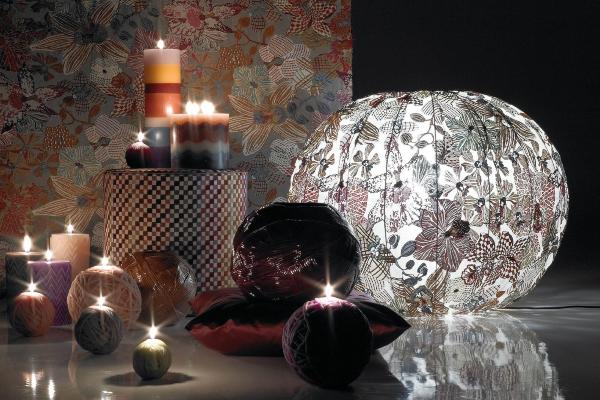 MissoniHome lansira novu kolekciju sveća