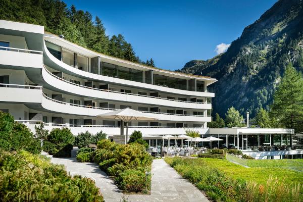 Bajkoviti odmor u srcu švajcarskih Alpa
