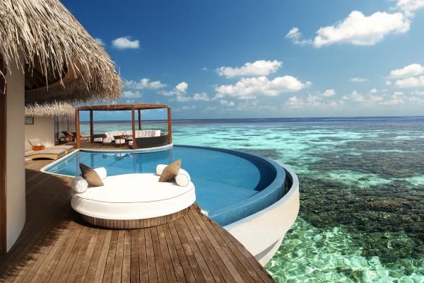 Zašto ove zime biramo Maldive