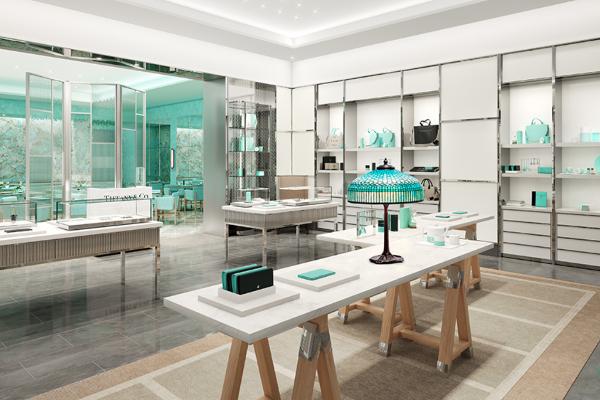 Tiffany & Co otvara Blue Box kafe