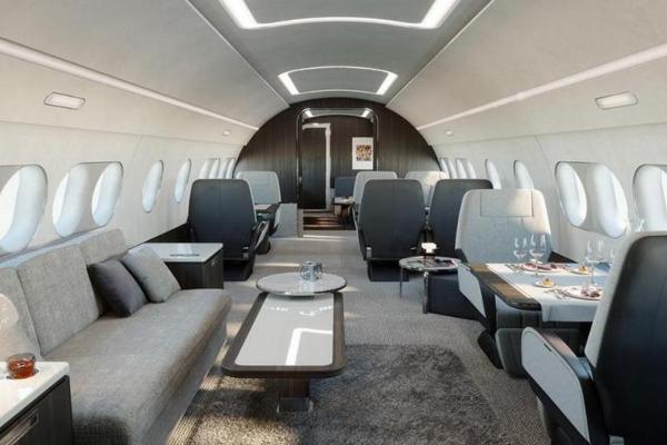 Airbus lansira novi privatni avion od 81 milion dolara