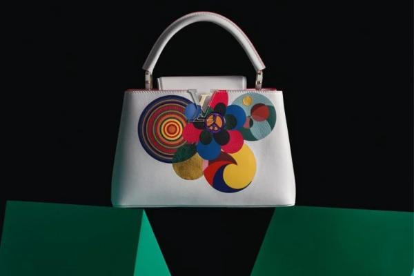 Kad umetnost upozna modu - nastaju Louis Vuitton Artycapucines