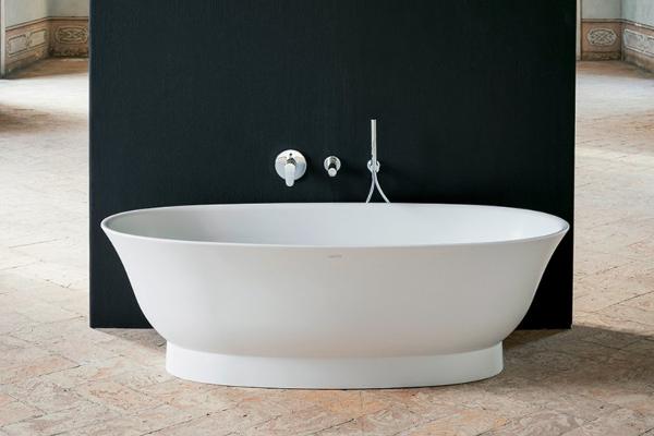 Neoklasični stil u modernim kupatilima