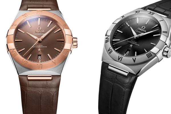 Klasična lepota novih Omega muških satova