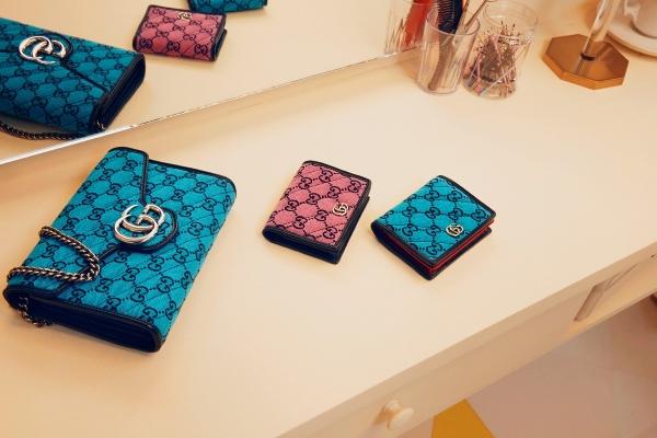 Prolećna Gucci kolekcija u svim bojama duge