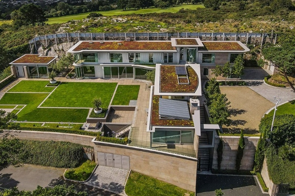 Veličanstvena irska vila od 12 miliona dolara
