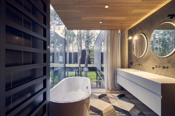 Luksuz u srcu šume - Circle Wood kuća