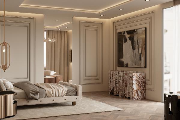 Savremeni penthaus u Monaku kao savršena unija elegancije i luksuza