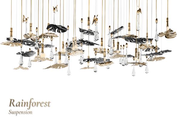 Rainforest Collection - rasveta koja transformiše svaki ambijent